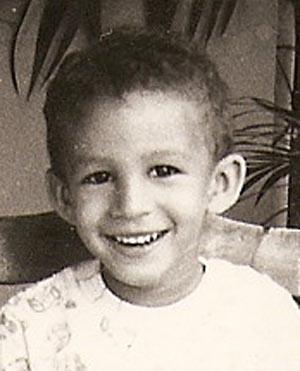 1977 Dustin Muñoz, 5 años