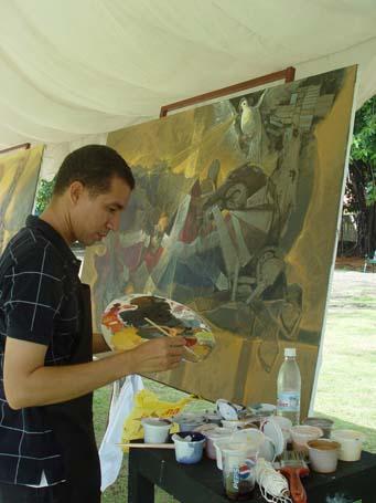 Dustin Muñoz, 2009