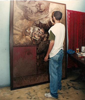 Dustin Muñoz, 1998