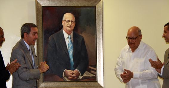 Franklin Fermín, Enerio Rodríguez y Dustin Muñoz