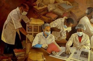 Mural Archivo General de la Nación Murales realizados