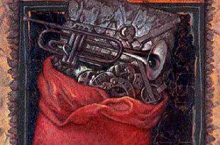 Trote al sonido, 40x30 pulgs, Dustin Muñoz, 2001