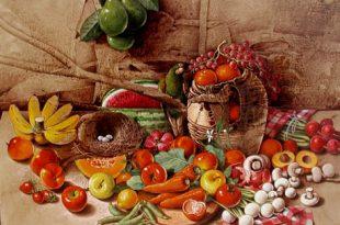 Bodegón, 40x50 pulgs, Dustin Muñoz, 2003