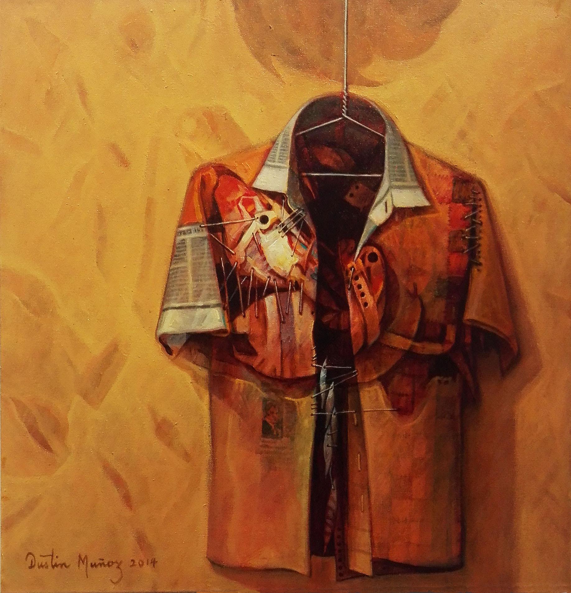 Intimismo, 50x50 cms, 2014, Dustin Muñoz